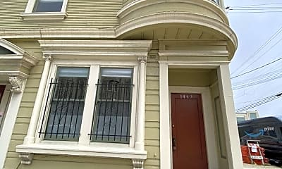 Building, 1449 Castro St, 2