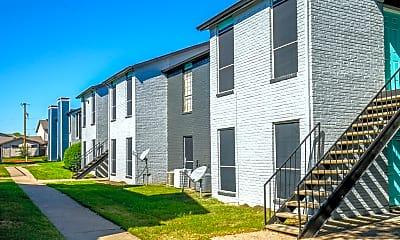 Building, Indigo Apartments, 2