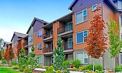 Building, Riverside Park Apartments, 1