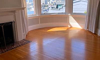Living Room, 1954-64 Hyde Street, 0
