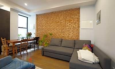 Living Room, 1684 Gates Ave, 0