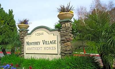 Monterey Village, 2