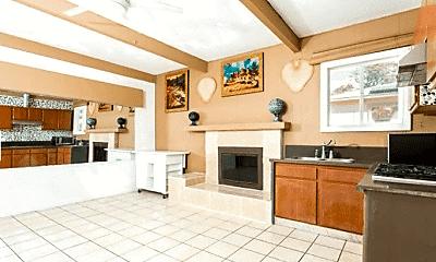 Living Room, 7741 Farmdale Ave, 0