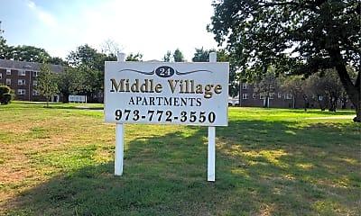 Middle Village Apartments, 1