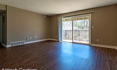 Living Room, 8715 W. 65th St., 0