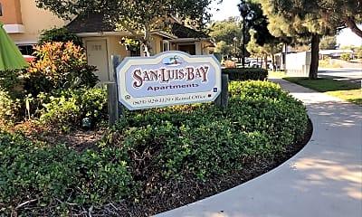 San Luis Bay Apartments, 1