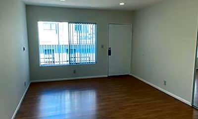 Bedroom, 5855 Carlton Way, 1