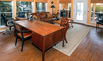 Dining Room, Meadow Park, 1