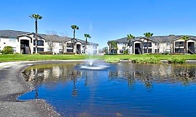 Lake, Fountain Place, 1