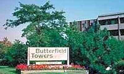 Building, Butterfield Towers, 0
