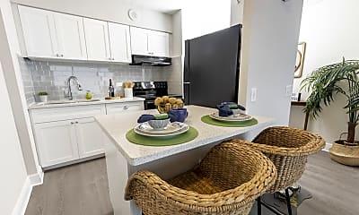 Kitchen, The Wayland, 1