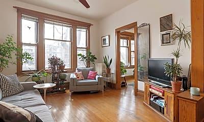 Living Room, 1403 N Wicker Park Ave, 1