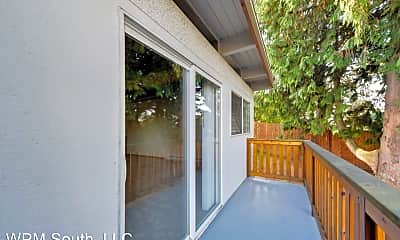 Patio / Deck, 958 Sunset Blvd NE (A-F), 2