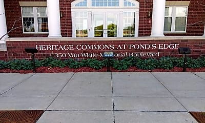 Heritage Commons at Ponds Edge, 1