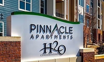Community Signage, Pinnacle Apartments, 2