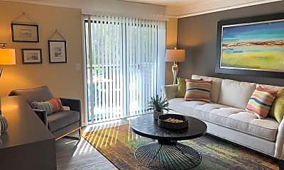 Living Room, Cape Harbor, 1