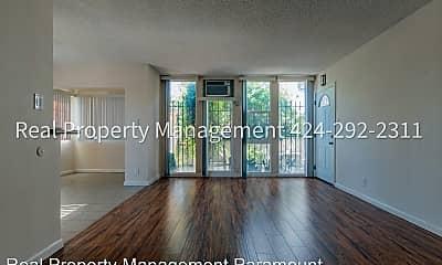 Living Room, 8013 Blackburn Ave, 0
