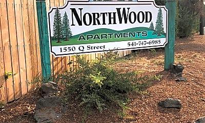 Northwood & R Street Apartments, 1