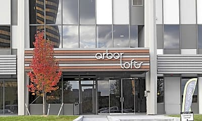 Building, Arbor Lofts, 1