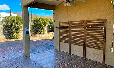 Patio / Deck, 6105 Los Fuentes Dr, 2