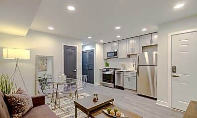 Living Room, 1420 Eastern Ave NE, 0