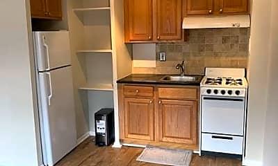Kitchen, 2101 Chestnut St 507, 1