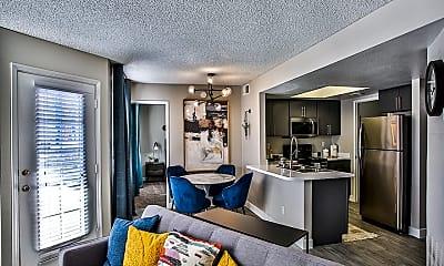 Living Room, The Met Las Vegas, 0