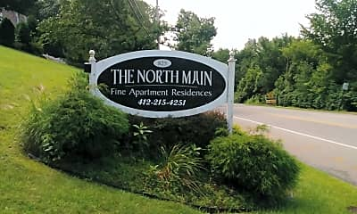 The North Main - Fine Apartment Residences, 1