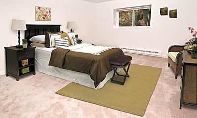 Bedroom, Twin Oaks Village, 2