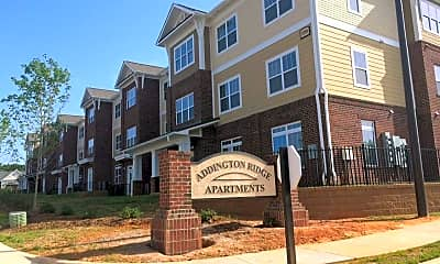 Addington Ridge Apartments, 1