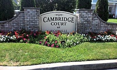 Cambridge Court at Hicksville, 1