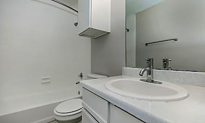 Bathroom, Melrose Trail, 2