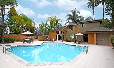 Pool, Seapointe Apartment Homes, 0