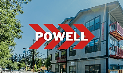 Community Signage, 3754 SE Powell Blvd, 0