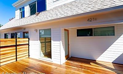 Patio / Deck, 421 N Avenue 50, 2