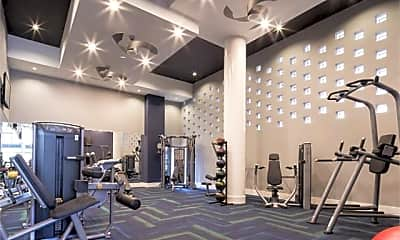Fitness Weight Room, 3380 Peachtree Road, 2