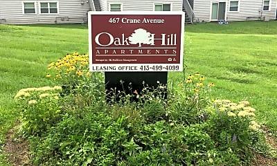 Oak Hills Apartments, 1