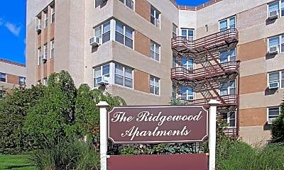 Community Signage, Ridgewood Commons, 2