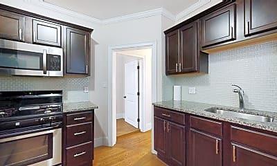 Kitchen, 47 Iffley, #1, 1