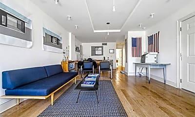 Living Room, 234 Warren St, 2
