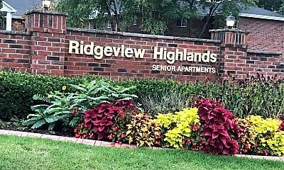 Ridgeview Highlands Senior Apartments, 1