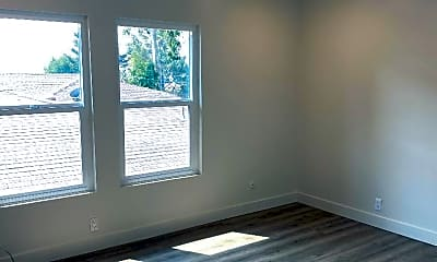 Living Room, 2048 Swazey St, 2