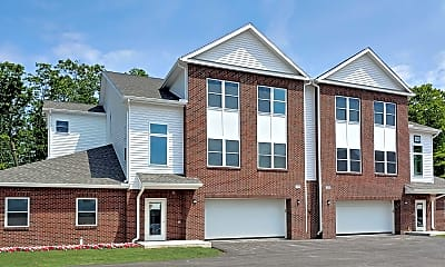 Building, Highland Hills Carriage Homes, 1