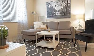Living Room, WaterWalk Kansas City - Overland Park, 2