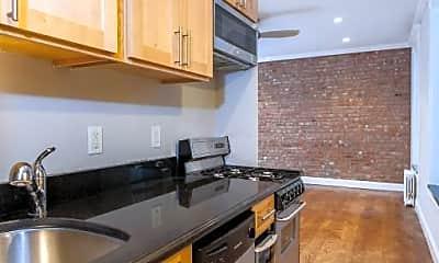 Kitchen, 37 Cornelia St, 1