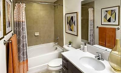 Bathroom, Pacific Point, 2
