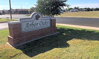 Arbor Oaks Apartments, 1