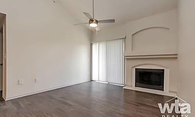 Living Room, 3201 Century Park Blvd, 1