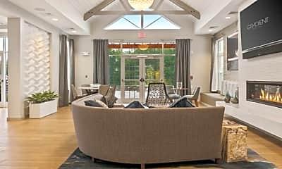 Living Room, 1 Gradient Court, 2