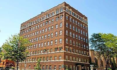 Building, St. Clair, 0